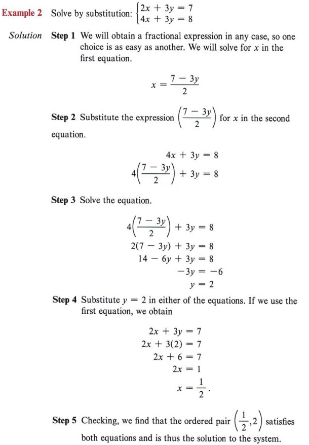 Graph Inequalities With Stepbystep Math Problem Solver. Check This Ordered Pair In Both Equations Neither Of These Had A Variable With Coefficient One Case Solving By Substitution Is Not. Worksheet. Y Mx B Word Problems Worksheet Answers At Mspartners.co