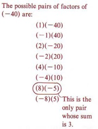 Factor a polynomial or an expression with Step-by-Step Math ...