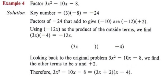 Factor A Polynomial Or An Expression With Step By Step Math Problem