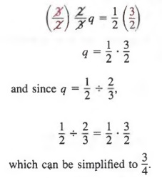 reduce simple or complex fractions with stepbystep math problem solver in the above example we call the number