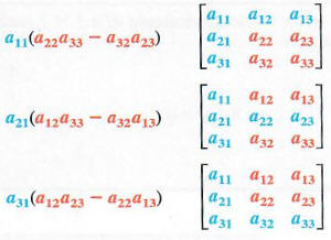 Calculate matrix determinant Step-by-Step Math Problem Solver