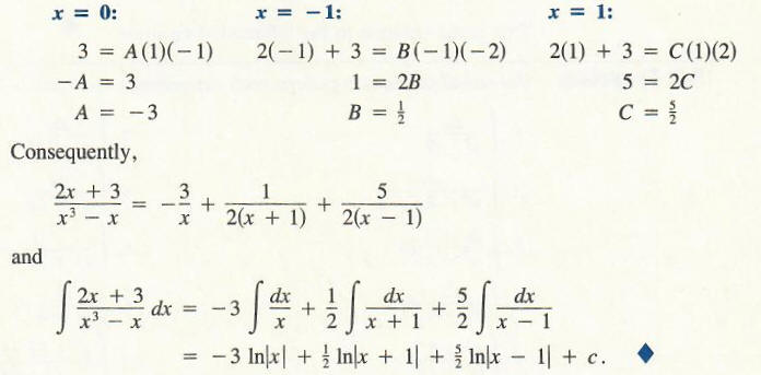 how to find partial fraction decomposition