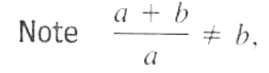 Condition for Division of Polynomial by a Monomial