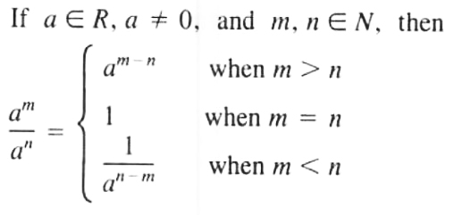 Theorem 4 Division of Polynomial