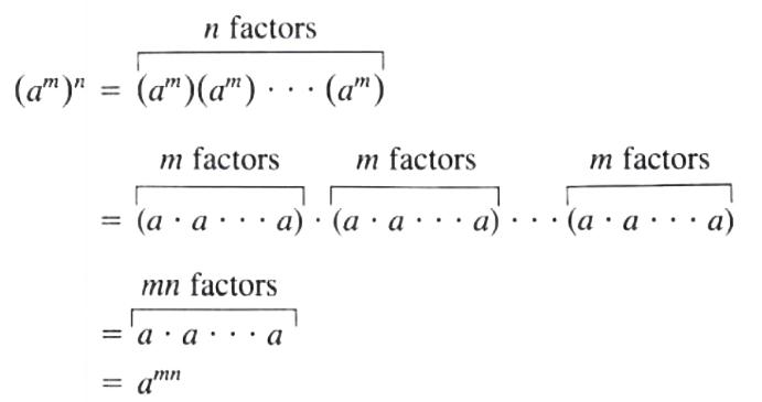 Explaination for Theorem 2 Multiplication of Monomial