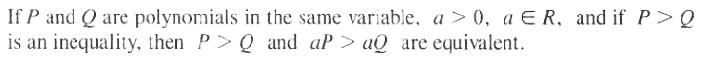 Theorem 2 equivalent inequalities