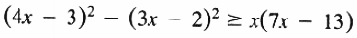 some more example for solution set Theorem 1